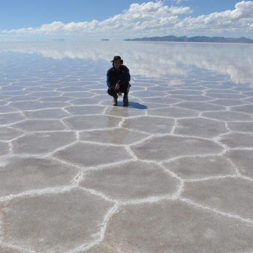 Bolivia-Ujuni