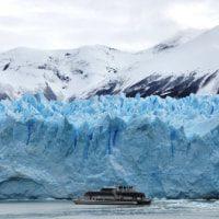 Glacier Perito Moreno - Southern section - Hielo y Aventura trekking - 6- return trip by boat cover2